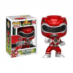Funko Pop Mighty Morphin Power Rangers Red Ranger - Exclusiva