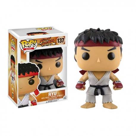 Figura Funko Pop Street Fighter Ryu