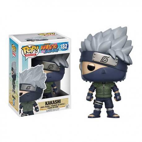 Figura Funko Pop Naruto Shippuden Kakashi
