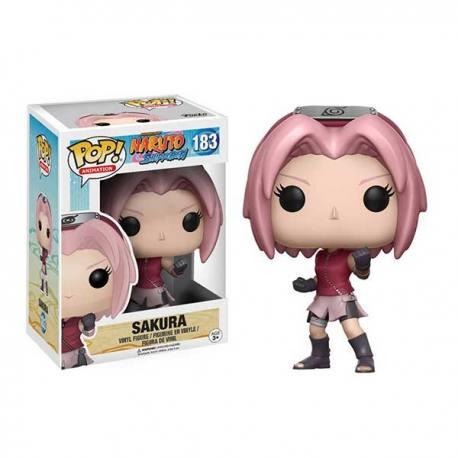 Figura Funko Pop Naruto Shippuden Sakura