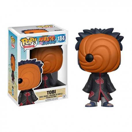 Figura Funko Pop Naruto Shippuden Tobi