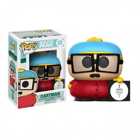 Figura Funko Pop South Park Cartman