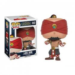 Figura Funko Pop League Of Legends Lee Sin