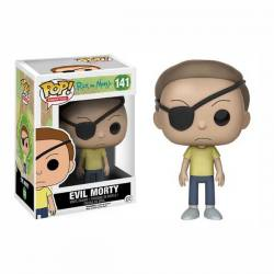 Figura Funko Pop Rick And Morty Evil Morty - Exclusiva