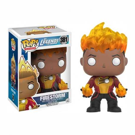 Figura Funko Pop Firestorm - Legends of Tomorrow