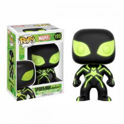 Figura Funko Pop Spiderman Stealth Suit - Brilla en la oscuridad