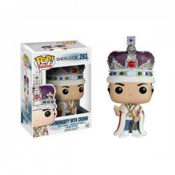Figura Funko Pop Sherlock Moriarty With Crown