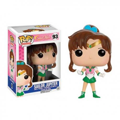 Figura Funko Pop Sailor Moon Sailor Jupiter