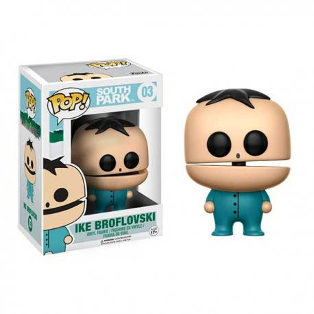 Figura Funko Pop South Park Ike Broflovski