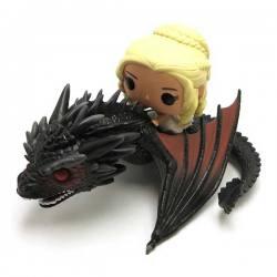 Figura Funko Pop Juego de Tronos Daenerys & Dragón