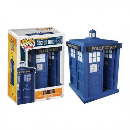 Figura Funko Pop Doctor Who Tardis