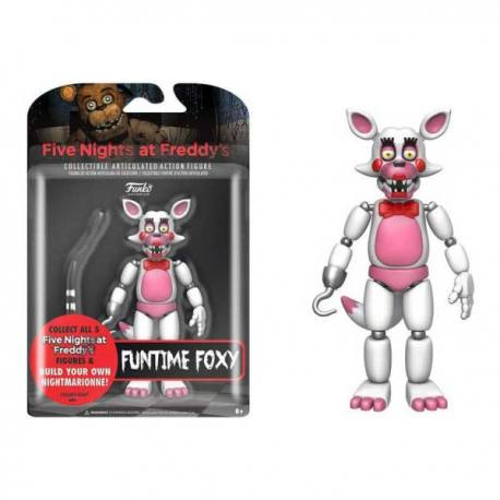 Figura Articulada Five Nights at Freddy's Funtime Foxy - Funko