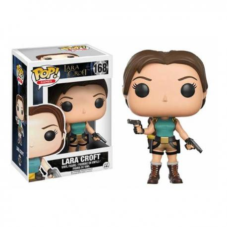Figura Funko Pop Lara Croft