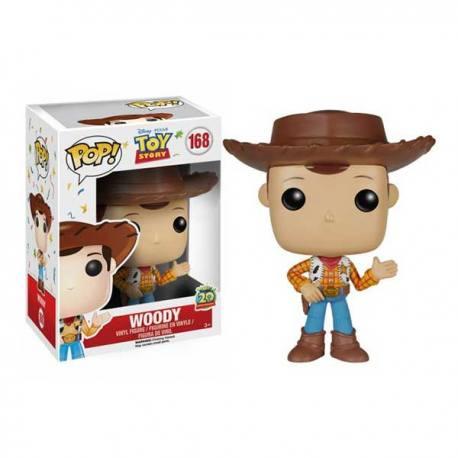 Figura Funko Pop Toy Story Woody - 20 Aniversario