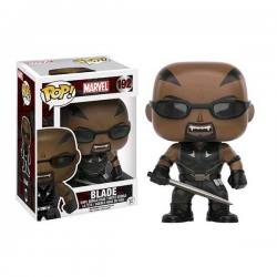 Figura Funko Pop Marvel Blade - Exclusiva