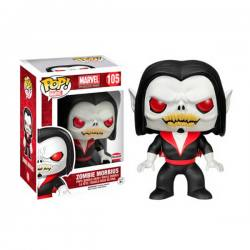 Figura Funko Pop Marvel Zombie Morbius - Exclusiva