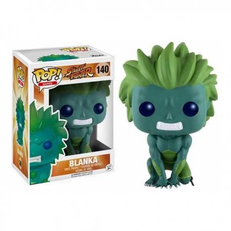 Figura Funko Pop Street Fighter Blanka - Exclusiva