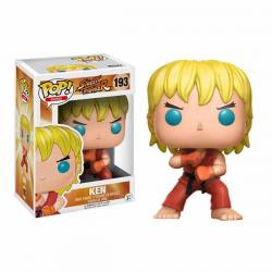 Figura Funko Pop Street Fighter Ken - Exclusiva