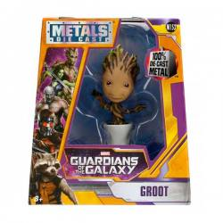 Figura Guardianes de la Galaxia Groot - Metals Die Cast