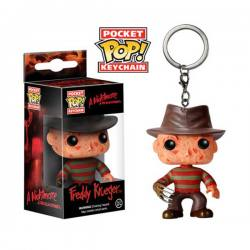 Llavero Pocket Pop Freddy Krueger - Funko