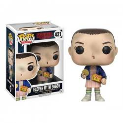 Figura Funko Pop Stranger Things Eleven With Eggos