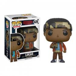 Figura Funko Pop Stranger Things Lucas