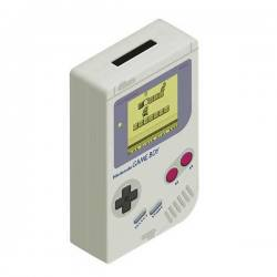 Hucha Game Boy Super Mario Land 2 - Nintendo