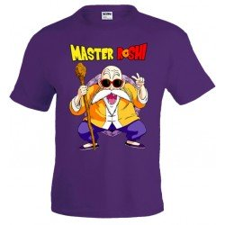 Camiseta Dragon Ball, Master Roshi