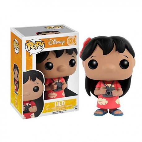 Figura Funko Pop Disney Lilo