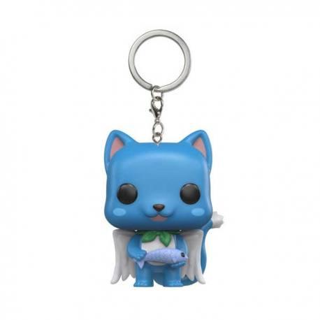 Llavero Pocket Pop Fairy Tail Happy