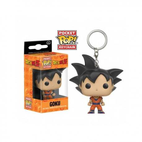 Llavero Pocket Pop Dragón Ball Goku - Funko