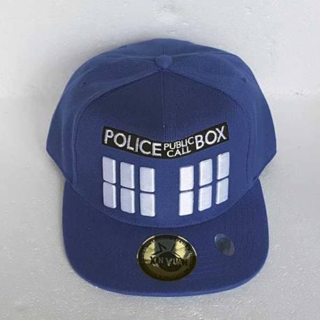 Gorra Doctor Who Tardis