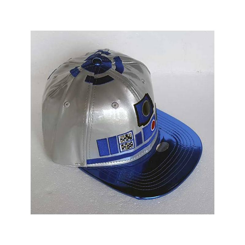 Gorra Star Wars R2D2 - Gorras planas originales de Star Wars 51e8d73088e