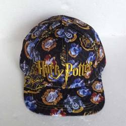 Gorra Harry Potter Escudos Casas