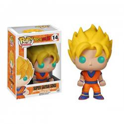 Figura Funko Pop Dragón Ball Super Saiyan Goku