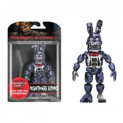 Figura Articulada Five Nights at Freddy's Nightmare Bonnie - Funko