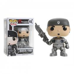 Figura Funko Pop Gears of War Marcus Fenix