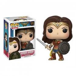 Figura Funko Pop Wonder Woman Mujer Maravilla