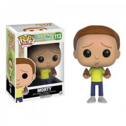 Figura Funko Pop Rick And Morty - Morty