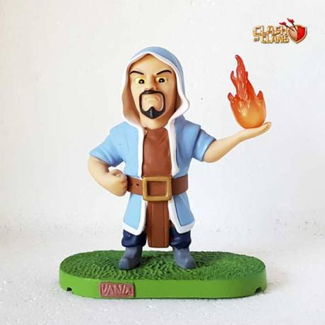 Figura Clash of Clans Mago