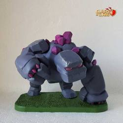 Figura Clash of Clans Golem