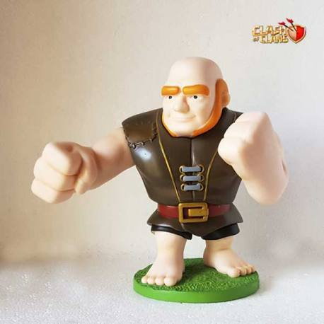 Figura Clash of Clans Gigante