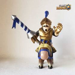 Figura Clash Royale Principe Azul