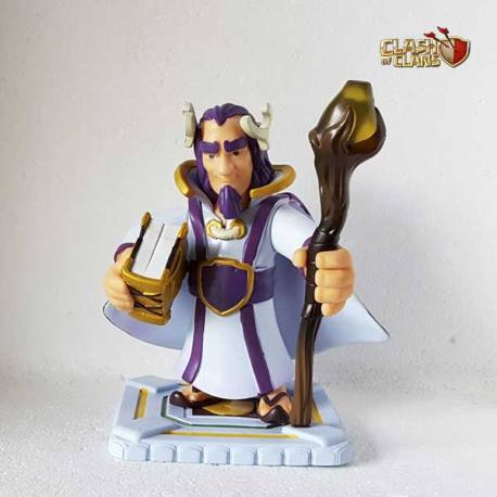 Figura Clash of Clans Grand Warden