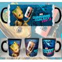 Taza Guardianes de la Galaxia Volumen 2