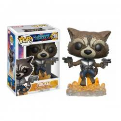 Funko Pop Guardianes de la Galaxia Rocket - Volumen 2