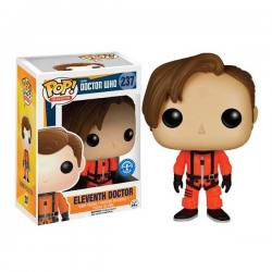 Funko Pop Doctor Who Eleventh Doctor Spacesuit - Exclusiva