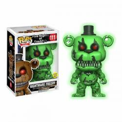 Funko Pop Five Nights at Freddy's Nightmare Freddy - Brilla en la oscuridad