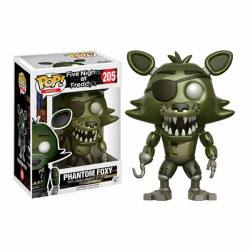 Figura Funko Pop Five Nights at Freddy's Panthom Foxy