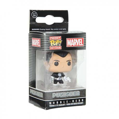 Llavero Pocket Pop Punisher - Funko